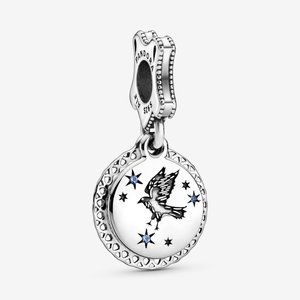 PANDORA Harry Potter Ravenclaw Dangle Charm